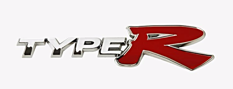 Honda Type R Grille Badge Emblem Civic Integra Accord